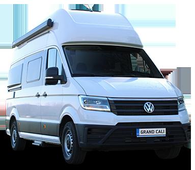VW Grand California + klimatizace